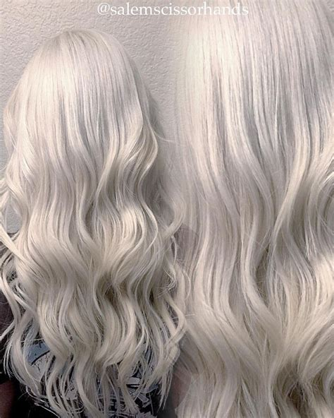 silver blonde color hair toner 1000 ideas about white hair toner on pinterest white