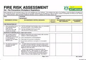 building security risk assessment template risk assessment template template update234