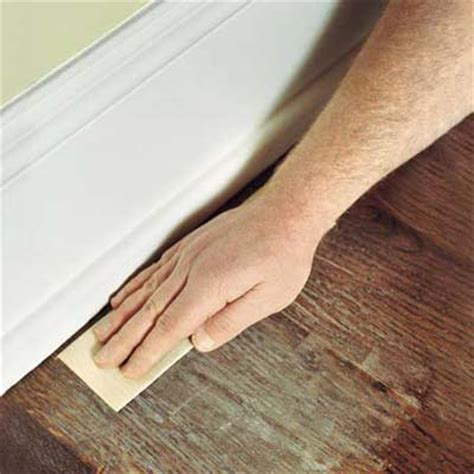 hand sanding restoring wood floors historical homes prep the perimeter how to refinish wood floors this