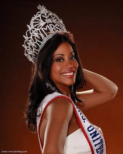 beautiful black women in the united states stephanie hunt illinois mrs united states 2007 the