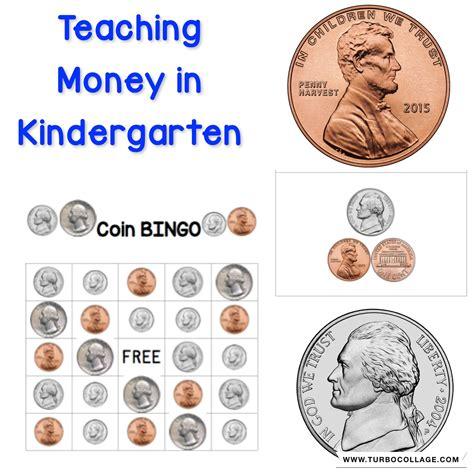kindergarten is kindergarten money activities