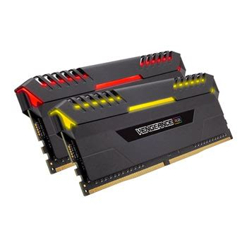 Memory Ddr4 Corsair Vengeance Led Cmu32gx4m2c3200c16b 2x16gb corsair vengeance rgb led 32gb ddr4 3000 memory kit 2x16gb