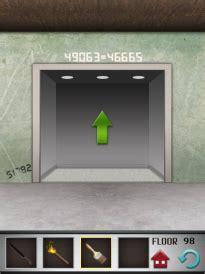 100 floors escape 98 100 floors level 98 walkthrough