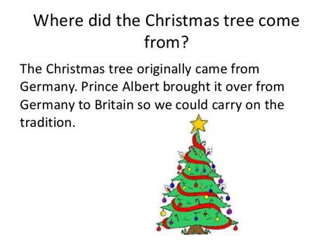 28 best where does the christmas tree come from a
