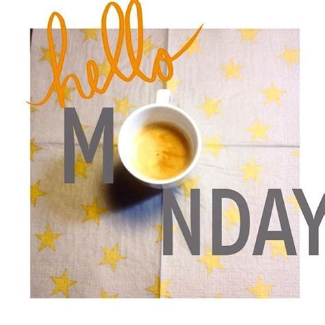 Hello Monday Images hello monday coffee quote pictures photos and images for