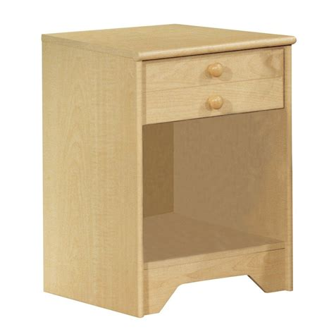 Maple Nightstand shop south shore furniture popular maple