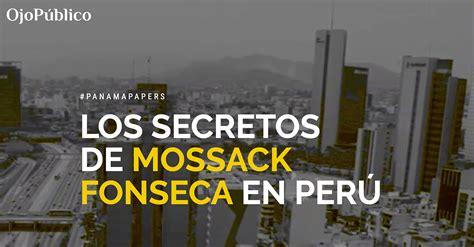 los secretos de connaught los secretos de mossack fonseca en per 250