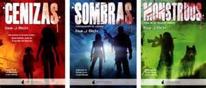 libro cenizas nocturna ediciones publica monstruos de ilsa j bick