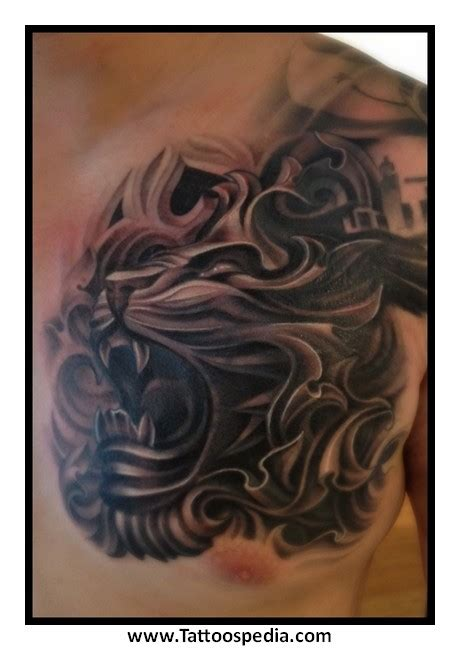 chest tattoo cover ups quotes
