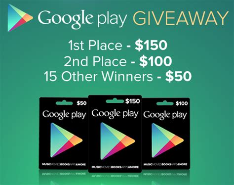 Can T Enter Play Store Giveaway 1000 Play Store Credit Gear Live
