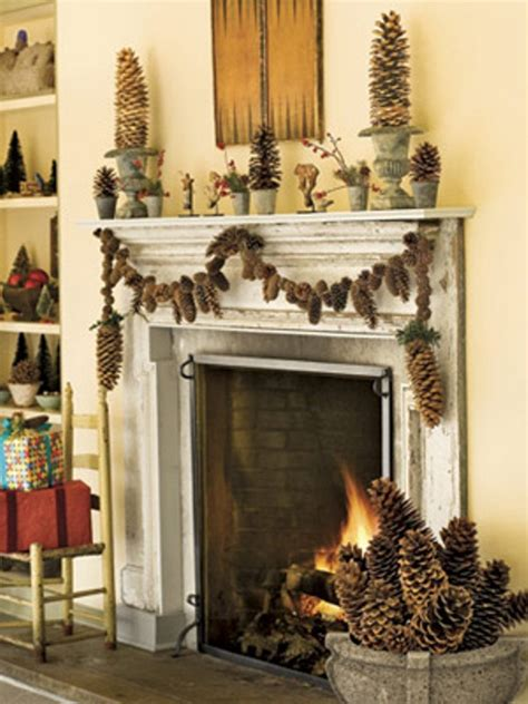 fireplace decorations ideas 27 inspiring christmas fireplace mantel decoration ideas
