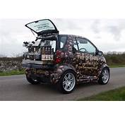 Smart Car Conversion  The Big Coffee