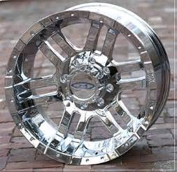 Dodge Wheels On Chevy Truck 18 Inch Chrome Moto Metal 951 Wheels Rims Chevy Gmc Hd