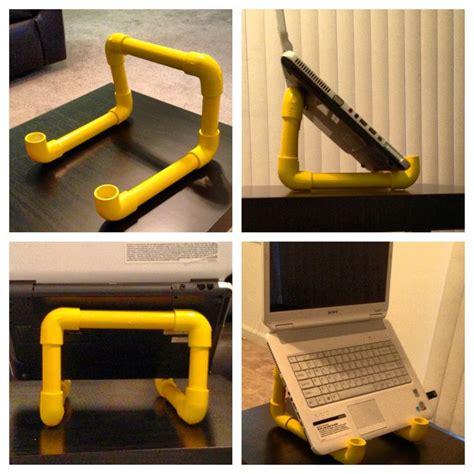 diy pvc laptop stand pvc laptop stand