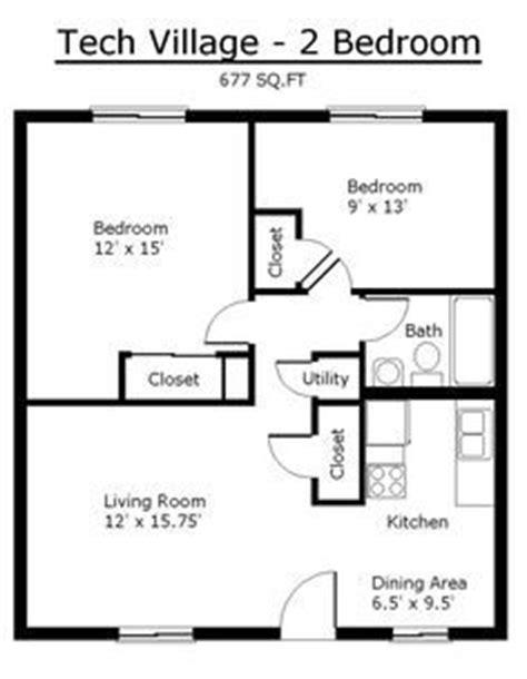 Mother In Law Apartment Floor Plans 20 x 20 house design idea starla model quot b quot floor plan