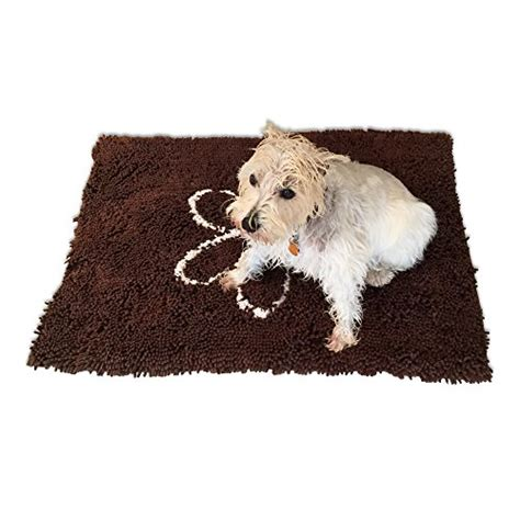 microfiber rugs for dogs camon walky rug microfiber pet doormat anti slip backing absorbent