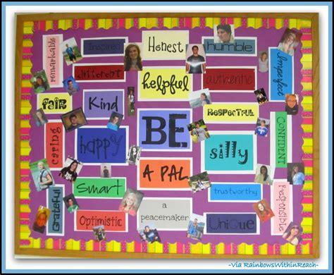 character education themes elementary www rainbowswithinreach blogspot com