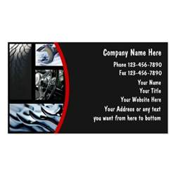 automotive business card automotive business cards zazzle