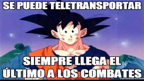 Memes De Dragon Ball Z En Espaã Ol - top 100 memes de dragon ball z en espa 241 ol versi 243 n 2