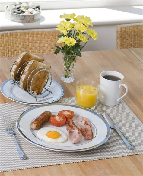 Breakfast Table by Breakfast Table Setting A Formal Breakfast