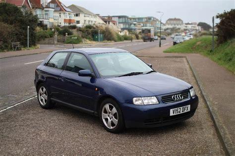 Alufelgen Audi A3 8l by Audi A3 1 8t Sport Dark Blue 1999 In Bournemouth Dorset