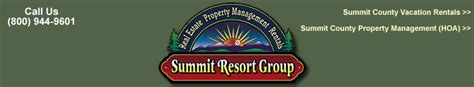 Summit County Real Property Records Summit Resort Real Estate Sales