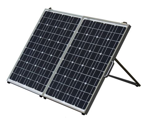 solar panels png evakool tmx50 thumper 80ah 120watt portable solar