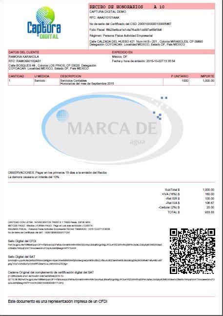 factura electronica web service cfdi 100 factura electronica web cfdi 3 3 honorarios 232 00