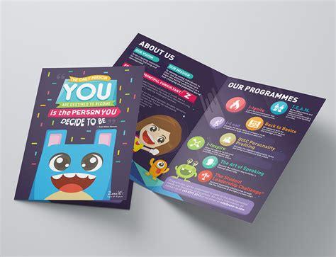 brochure design ideas 25 creative exles of brochure design ideas designcoral