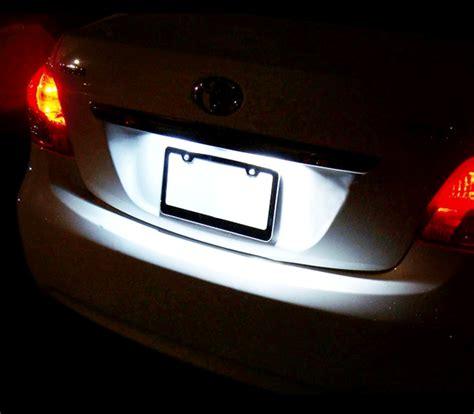 License Plate Led Light Bulb 2x Festoon 36mm 6 Led White Light Bulbs License Plate Lights Smd C5w 6418 Us Ebay