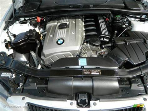 small engine maintenance and repair 2006 bmw 3 series on board diagnostic system 2006 bmw 3 series 325i sedan 3 0 liter dohc 24 valve vvt inline 6 cylinder engine photo