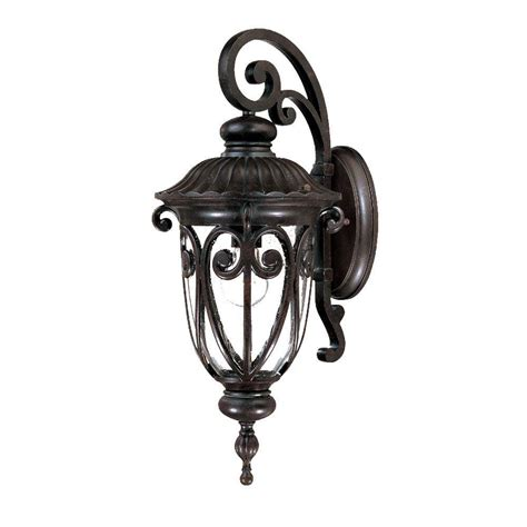 acclaim lighting naples collection 1 light marbleized