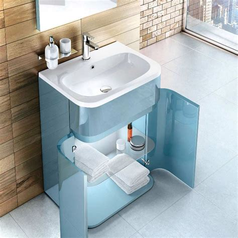 Space Saving Bathroom Furniture Great Bathroom Storage Ideas Real Homes