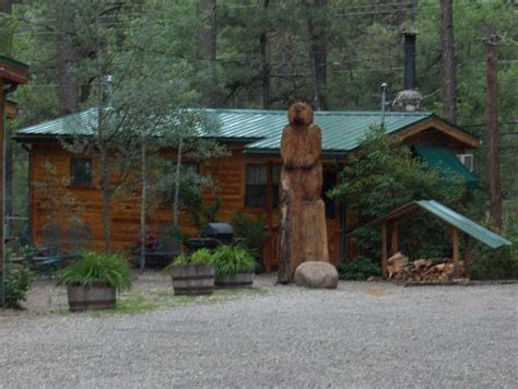The Cabin Door Story by White Sands Picture Of Story Book Cabins Ruidoso