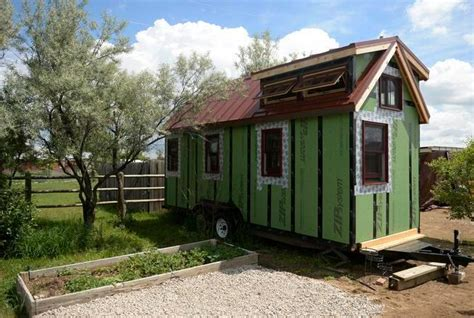 Small Homes Denver Tiny House Fad Hits Wall In Denver The Denver Post