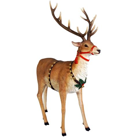 reindeer comical reindeer reindeer statue christmas 4 you