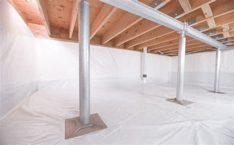 Crawl Space Support Jacks in Wisconsin & Illinois