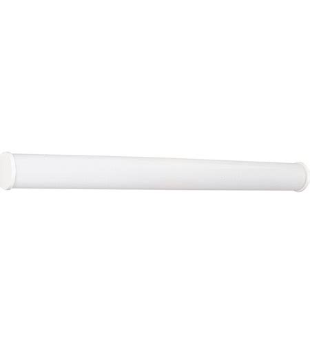 linear fluorescent bath white bathroom light vertical or progress p7096 30eb linear fluorescent bath 2 light 50