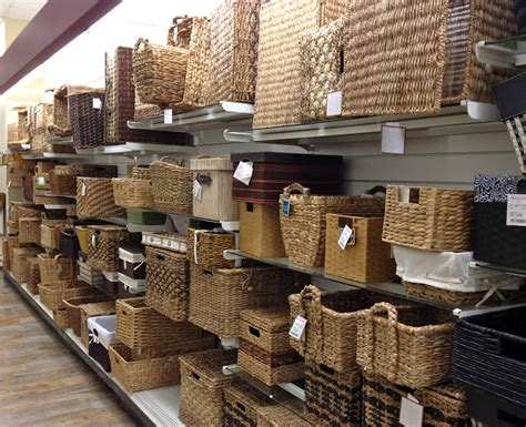 home goods decorative accessories decorative baskets inspiration for using them in your
