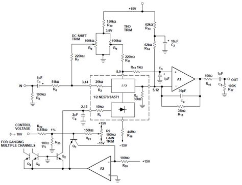 diode attenuator schematic pin diode circuit designer handbook 28 images pin diode rf switch circuit radio electronics