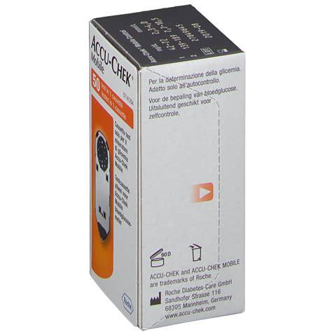 mobile cassette roche accu chek 174 mobile prueba cassette shop farmacia es