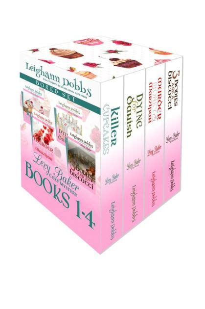Lexy Set lexy baker cozy mystery series boxed set vol 1 books 1 4 by leighann dobbs nook book