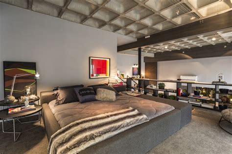 bedroom concept an artful loft design architecture design
