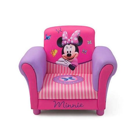 disney minnie mouse upholstered chair walmartca