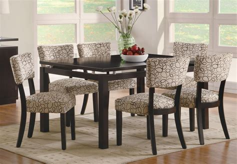 Coaster Dining Table Set Coaster Furniture 103161 103162 Libby Rectangular Dining Table Set With Floating Top