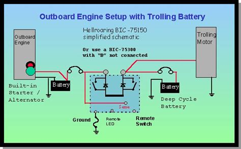 mercury outboard motor not charging battery outboard motor battery charging system used outboard
