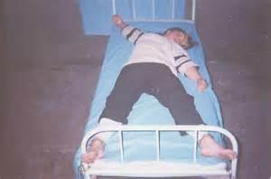 ans bett gekettet liaoning prison denies parole to in dire