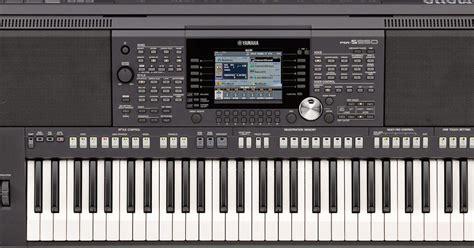 Cara Mengetahui Sparepart Yamaha keyboardis23 membuat new song menggunakan tool song midi creator pada yamaha psr s950