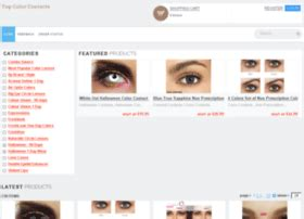Cheap Big Eye Colored Contacts Without Prescription at ...