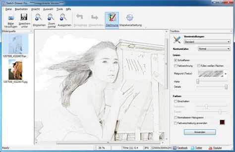schublade zeichnung foto in comic umwandeln softorbits